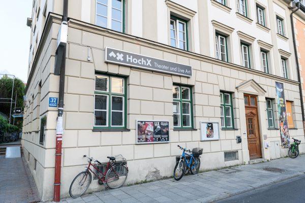 Das HochX Theater