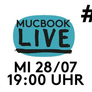 Mucbook Live #3 mit Jiréh Emanuel
