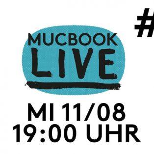 Mucbook Live #4 mit Christian Hundertmark und Florian Kraus