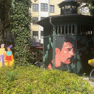 Ein Freigeist in Freiheit – Freddie Mercury in München