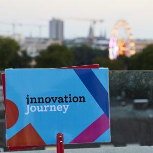 """Auf der Innovationsspur – das war die """"Innovation Journey"""" auf der IAA MOBILITY"""