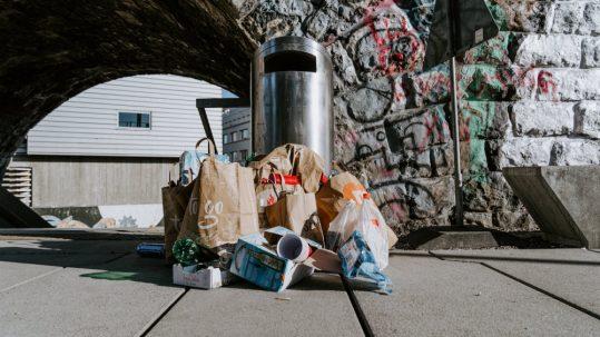 Müllbeseitigung in München