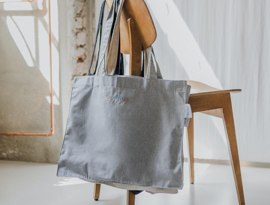 hey hey shopping bag © Lisa Hantke