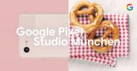 Google Pixel Studio München